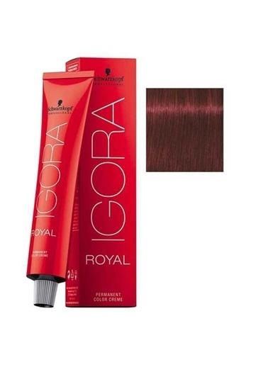 Schwarzkopf Igora Royal No:5-88 Açık Kahve-Yoğun Kızıl Saç Boyası Kahve